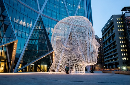 Wonderland by Jaume Plensa