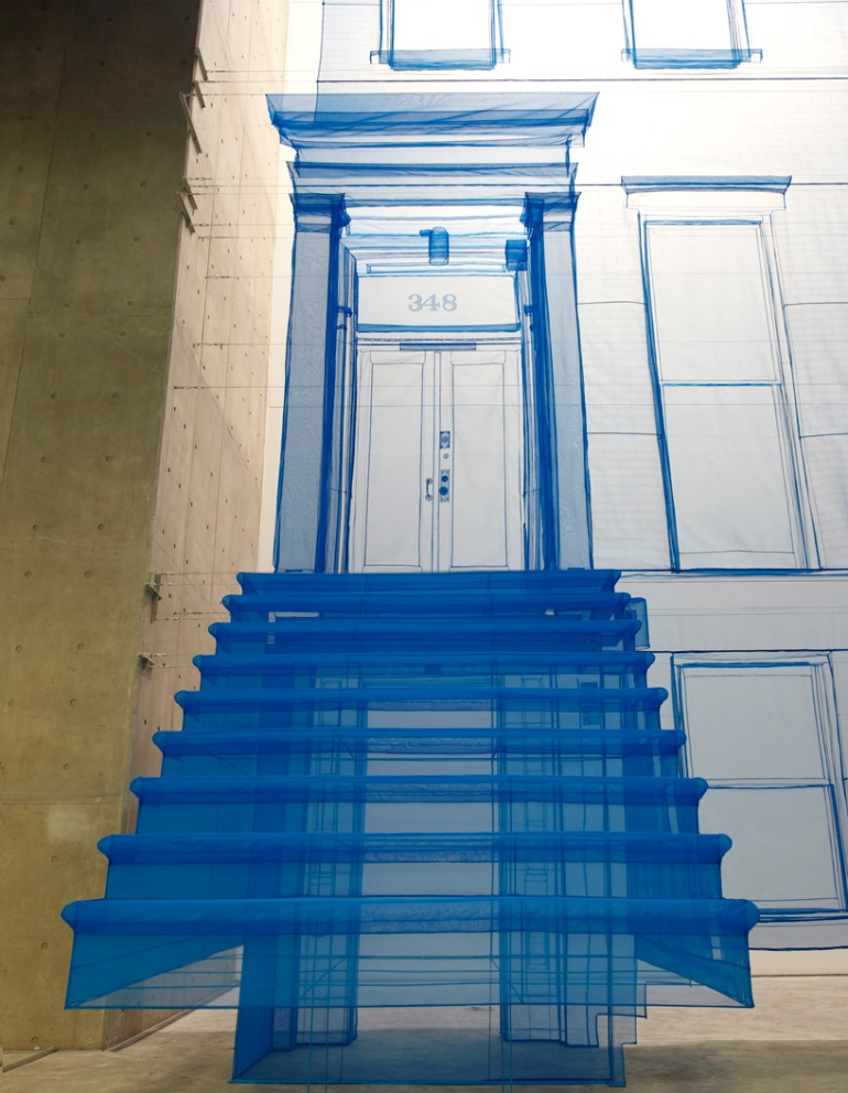 DO HO SUH, BLUEPRINT, 2010-12