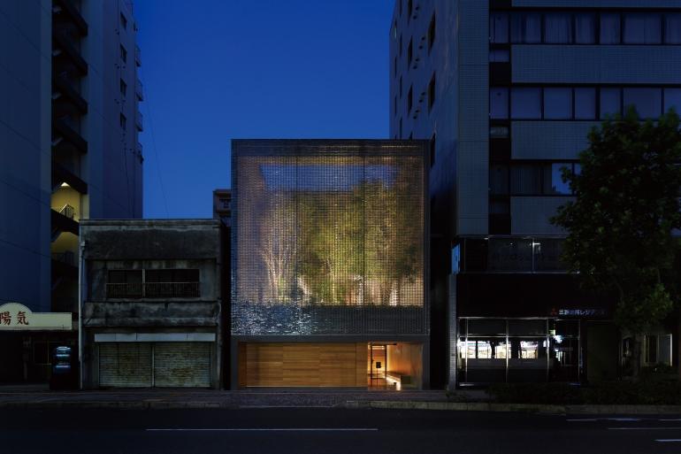 Optical-Glass-House-1---Hiroshi-Nakamura---Photo-Architects-own